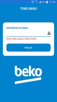 Beko Indonesia poster