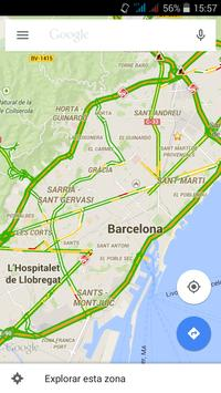 Trafico De Barcelona For Android Apk Download