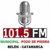 FM MUNICIPAL POZO DE PIEDRA 101.5 MHZ icon