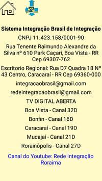 Integração Roraima screenshot 2