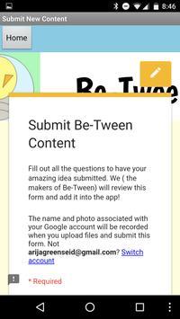 Be-Tween screenshot 2