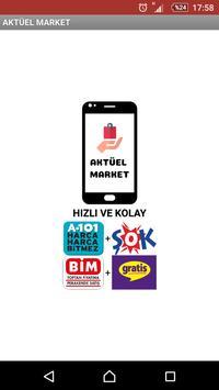 AKTÜEL MARKETİM poster