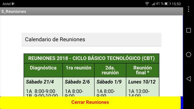UTU Paso Carrasco screenshot 1