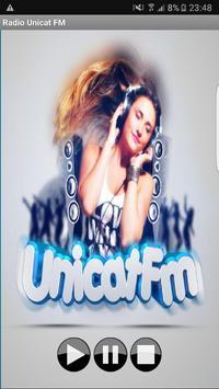 Radio UnicatFm poster