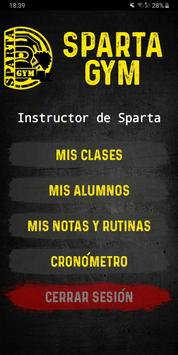 Sparta Gym Alumno screenshot 3