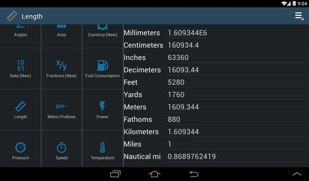 Simply Convert Units screenshot 14