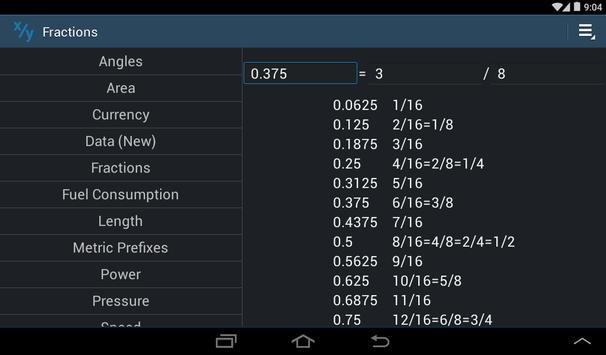 Simply Convert Units screenshot 17