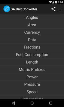 Simply Convert Units screenshot 1