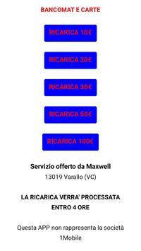 UnoMobile Varallo - Maxwell screenshot 2