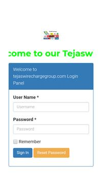 TEJASWI RECHARGE GROUP poster