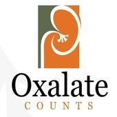 Oxalate Food Counts icon