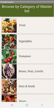 Oxalate Food Counts screenshot 1