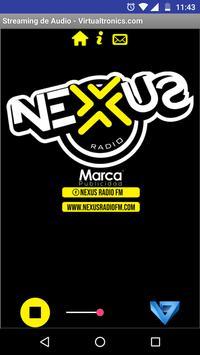 Nexus Radio FM poster