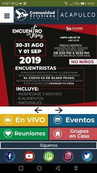 Comunidad Acapulco poster