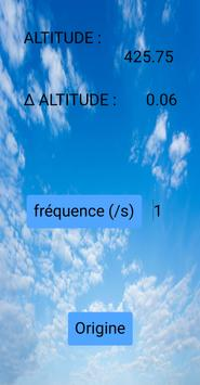 altimeter ESP866 screenshot 2