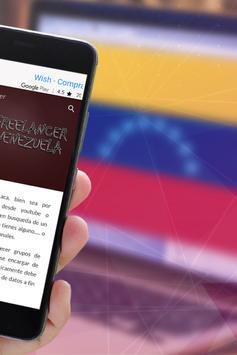Freelancer Venezuela screenshot 1