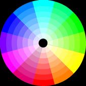 Color Table icon