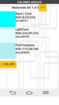 Color Table screenshot 10