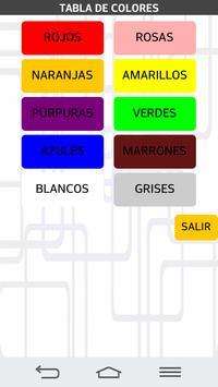 Color Table screenshot 1