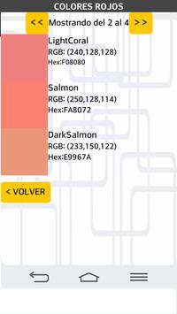 Color Table screenshot 3