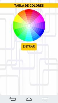 Color Table screenshot 6