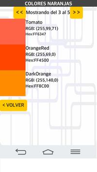 Color Table screenshot 8