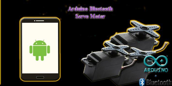 Arduino Bluetooth Multi Servo control screenshot 2