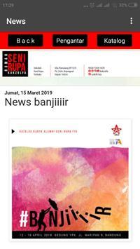 Katalog Pameran Banjiiiir screenshot 1