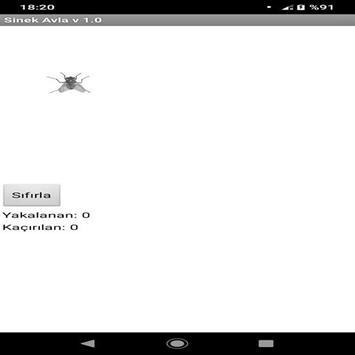 Sinek Yakalama screenshot 1