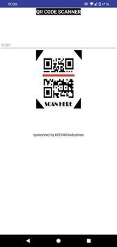 QR CODE SCANNER (free) 截图 2