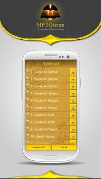 MP3 Quran ảnh chụp màn hình 2