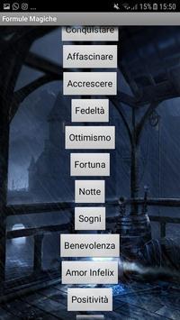 Formule Magiche screenshot 2