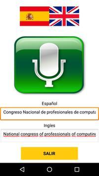Habla y Traduce screenshot 2