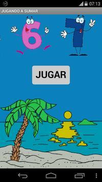 Jugando a Sumar poster