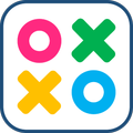 Tic Tac Toe Colors for 2 players