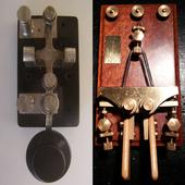 2 Amateur ham CW Morse code practice oscillators simgesi