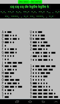 2 Amateur ham CW Morse code practice oscillators Ekran Görüntüsü 11