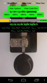 2 Amateur ham CW Morse code practice oscillators Ekran Görüntüsü 1