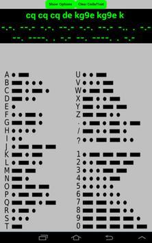 2 Amateur ham CW Morse code practice oscillators Ekran Görüntüsü 7