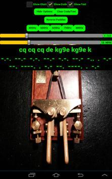 2 Amateur ham CW Morse code practice oscillators Ekran Görüntüsü 6