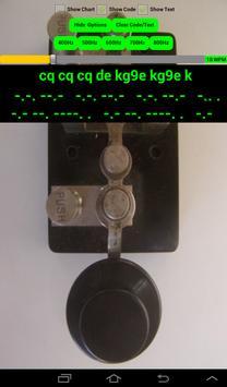 2 Amateur ham CW Morse code practice oscillators Ekran Görüntüsü 9