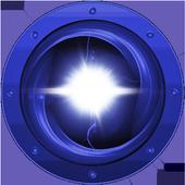 Flash Light LED icon