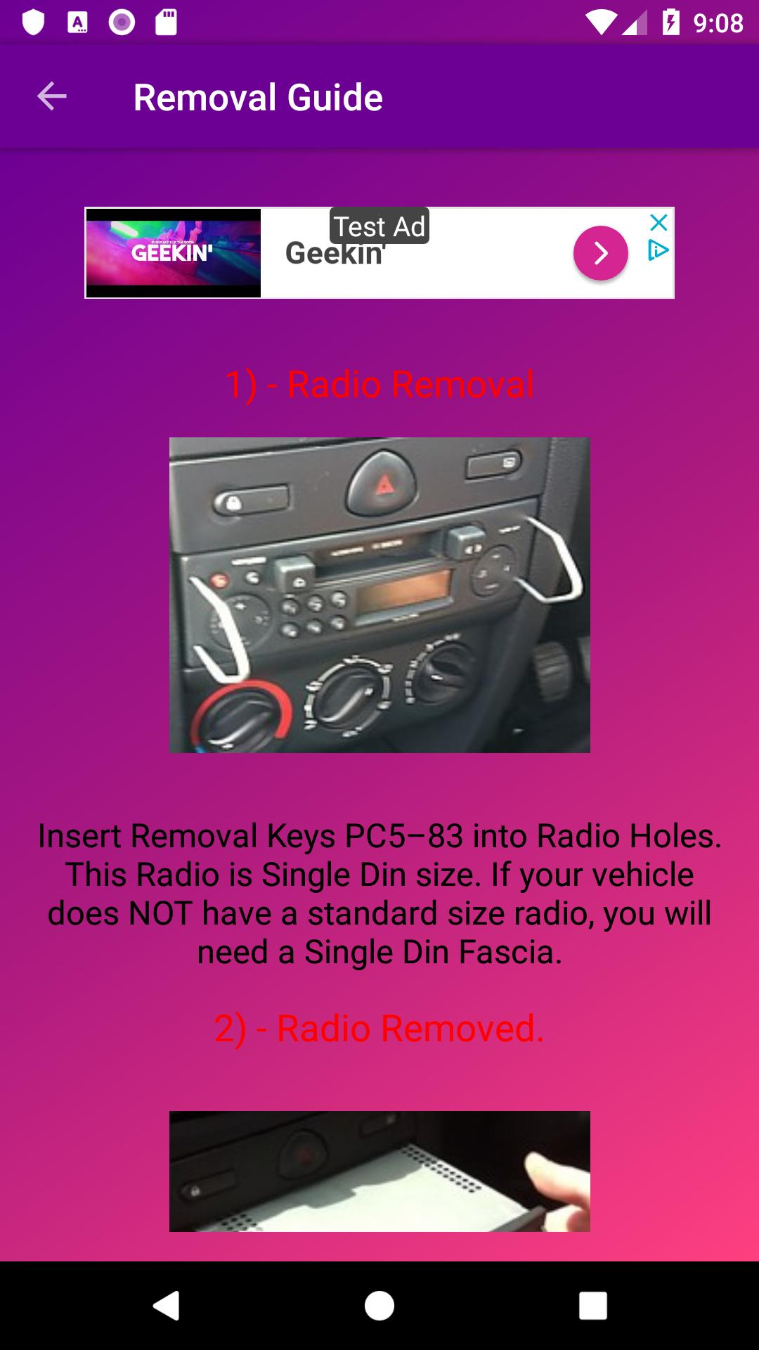 Renault Radio Code Calculator for Android - APK Download