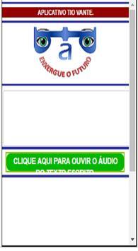 APP TIO VANTE screenshot 1