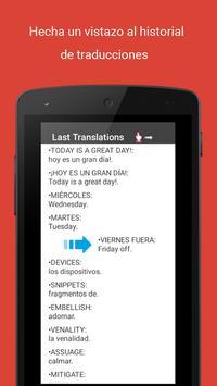 Traductor captura de pantalla 5