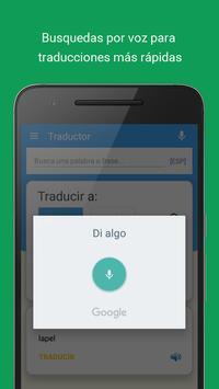 Traductor captura de pantalla 2
