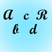 AbcdR icon