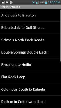 Alabama Starting Points screenshot 1