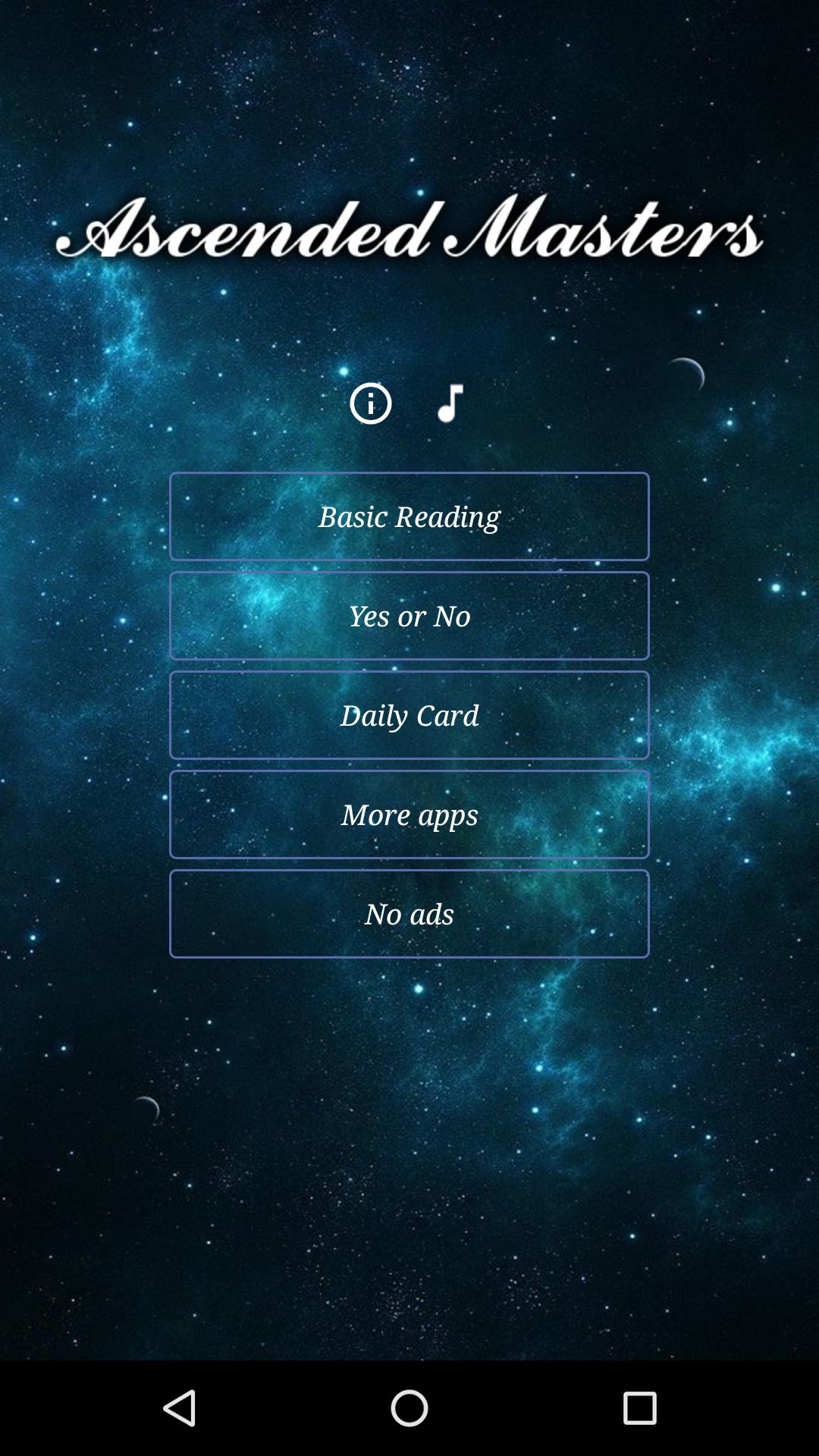 Ascended Masters for Android - APK Download