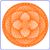 String Art and Cardioid Explorer icon